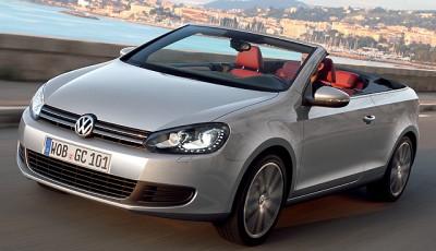 Das neue Volkswagen Golf Cabriolet